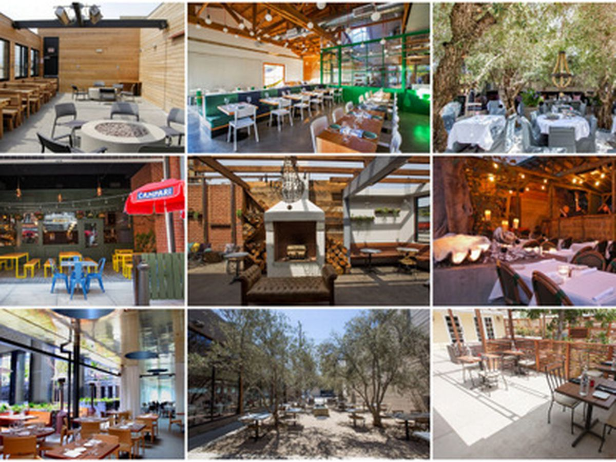 a guide to al fresco dining in los angeles summer 2014