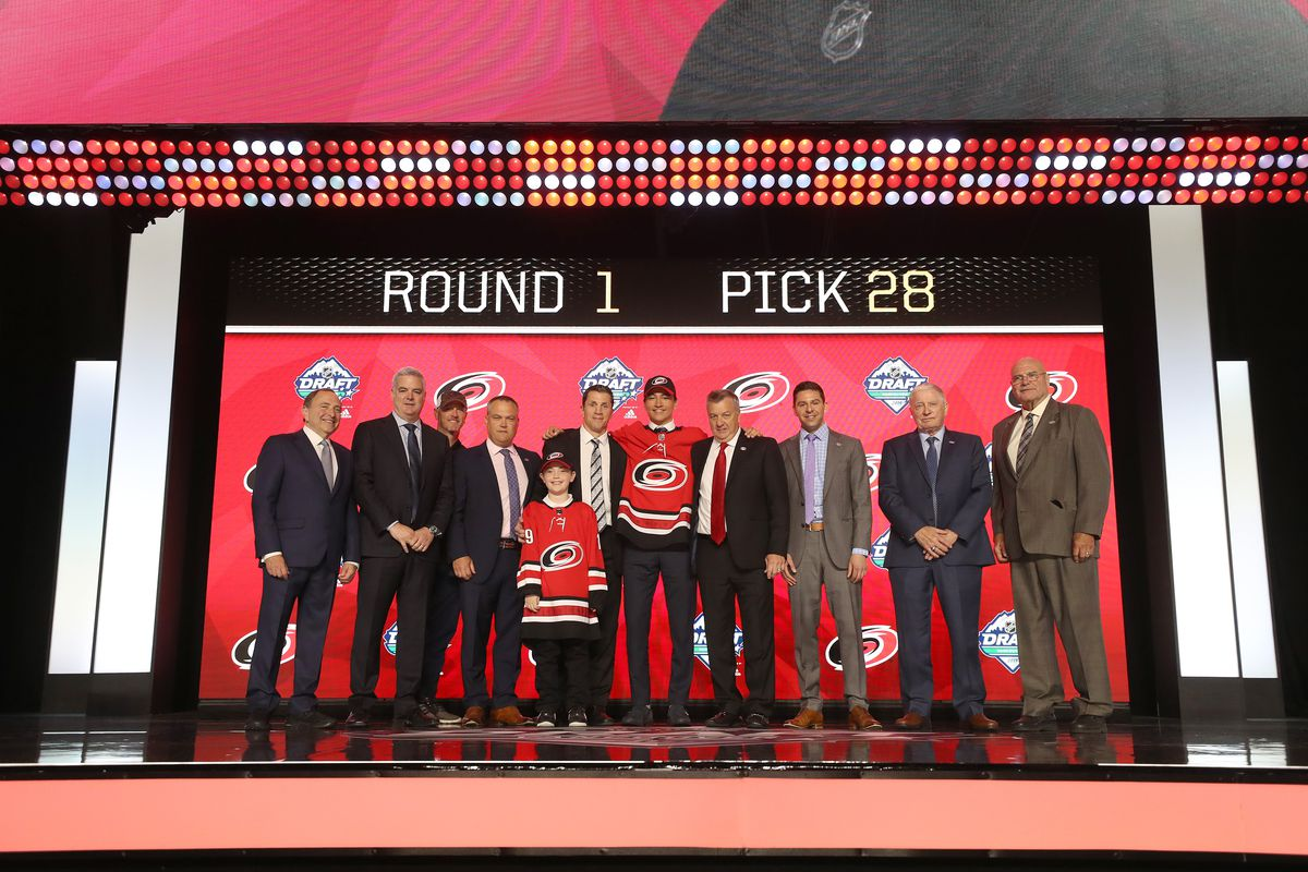 2019 NHL Draft Day 2: Carolina Hurricanes Draft Updates and Discussion