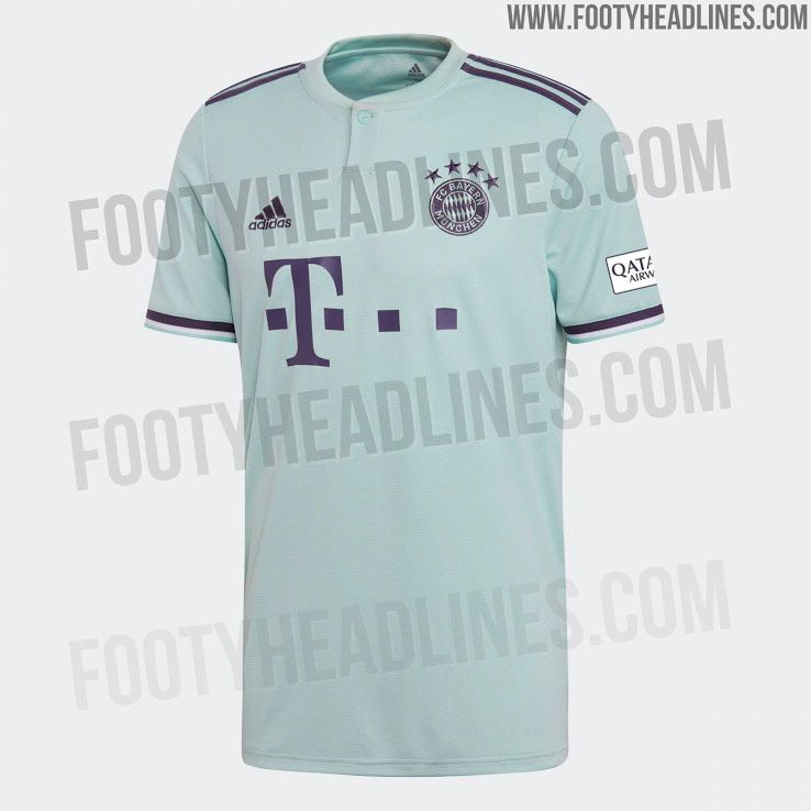 the best attitude 66ced 0be90 Kit leak alert: Bayern Munich's full away kit has been outed ...