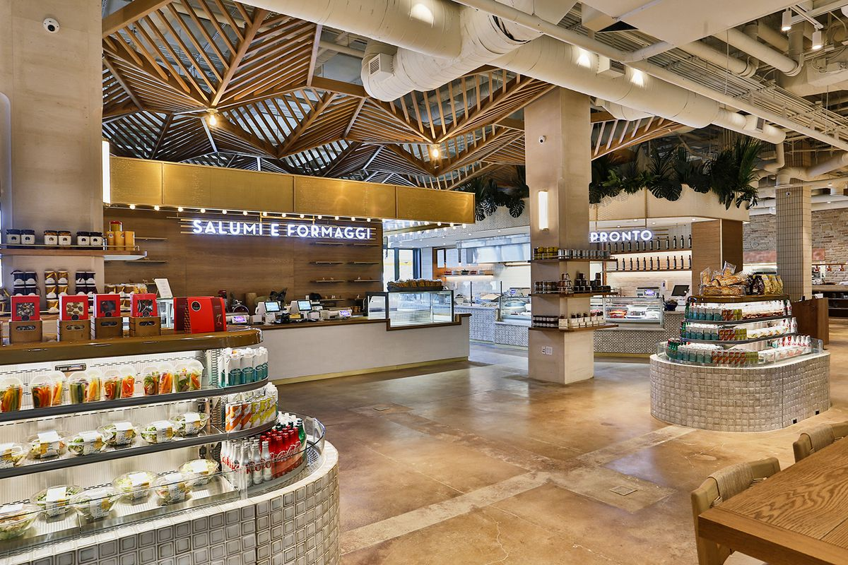 Take A Look Around Brickell S New 40 000 Square Foot Food