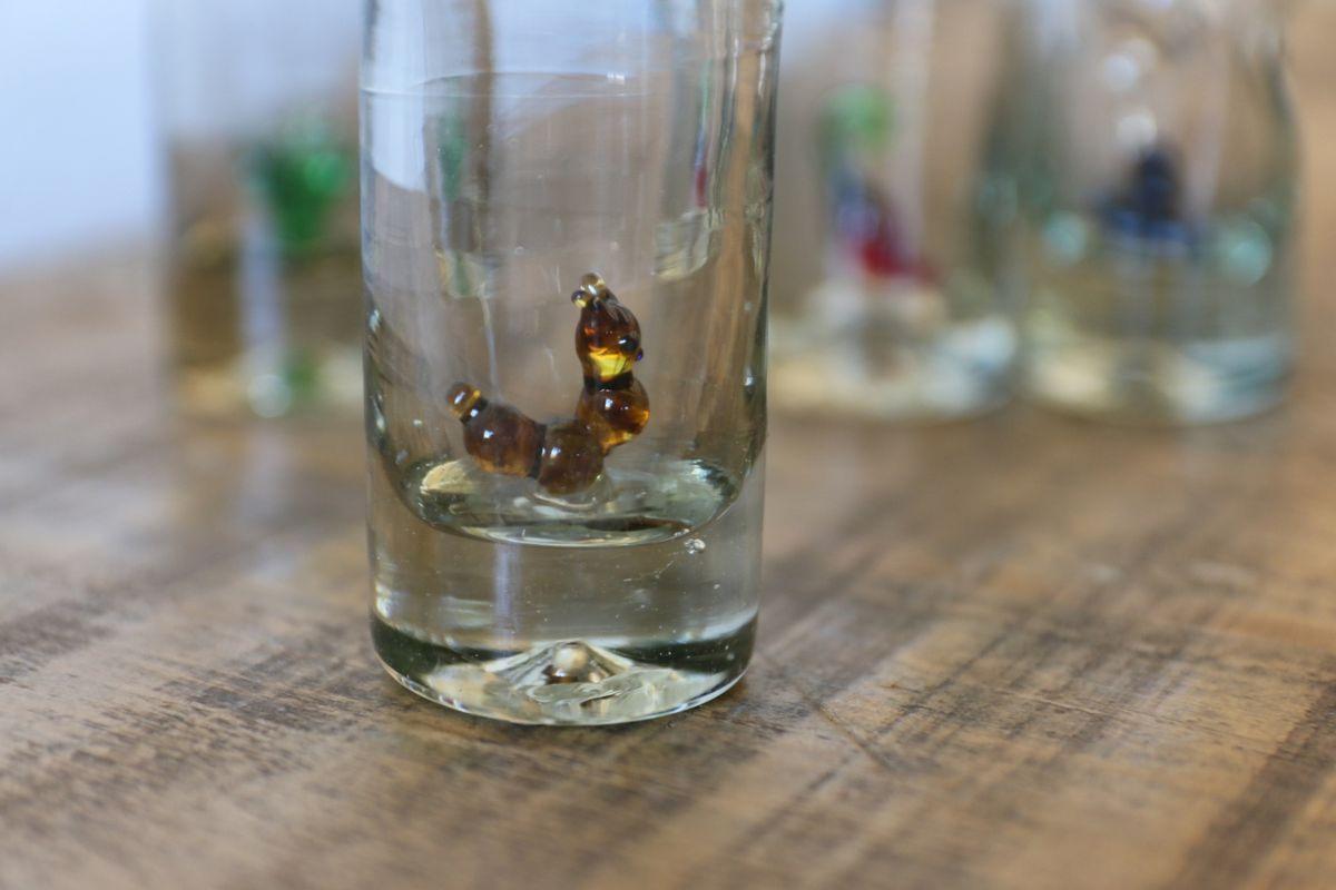 La Brasa glassware 2