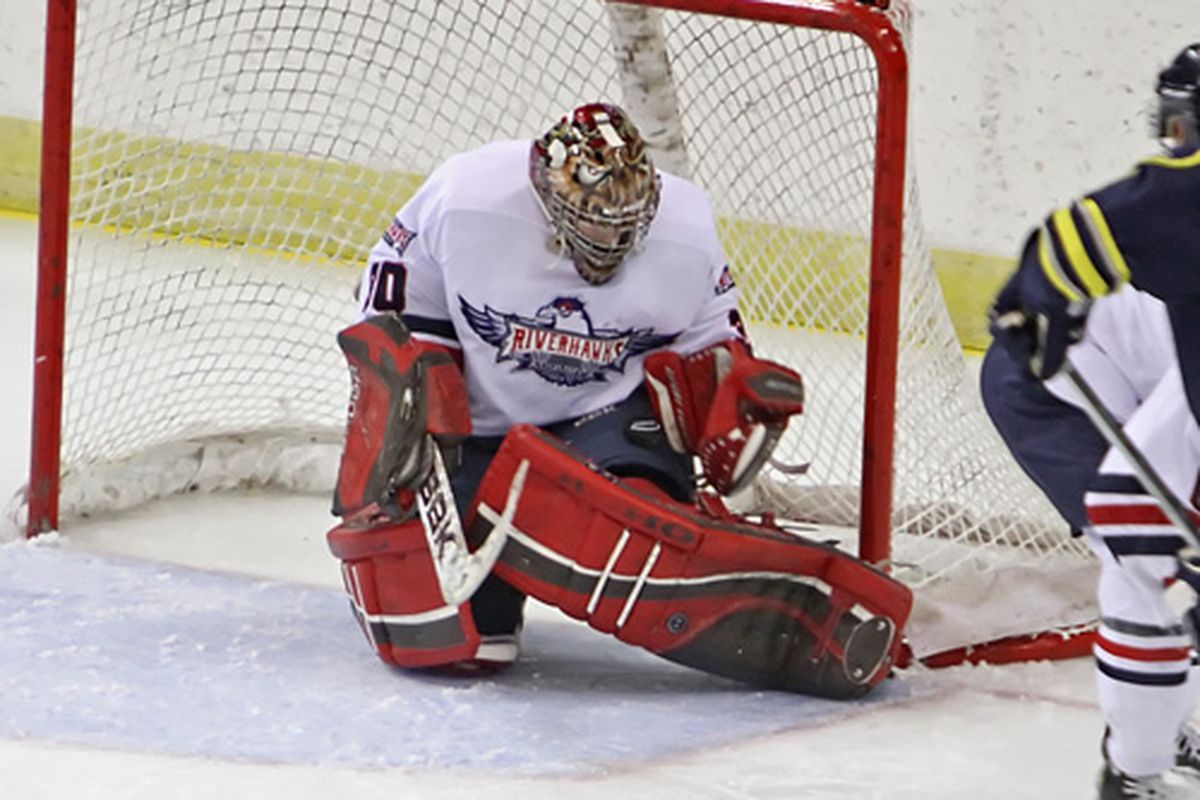 Robert Moss joins the Chill after a strong year in the SPHL