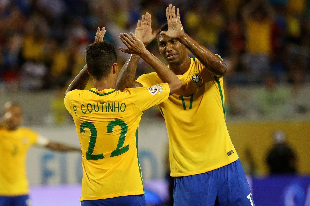 Brazil v Haiti: Group B - Copa America Centenario