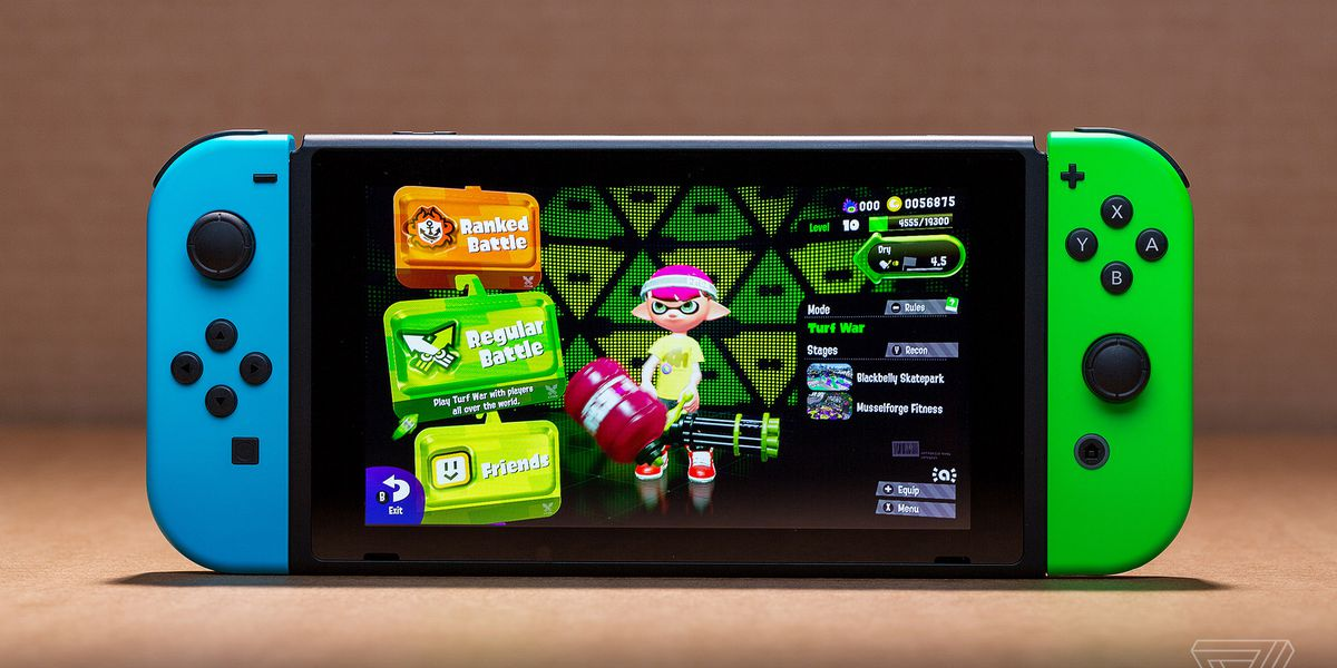 These games support voice chat on the Nintendo Switch - The