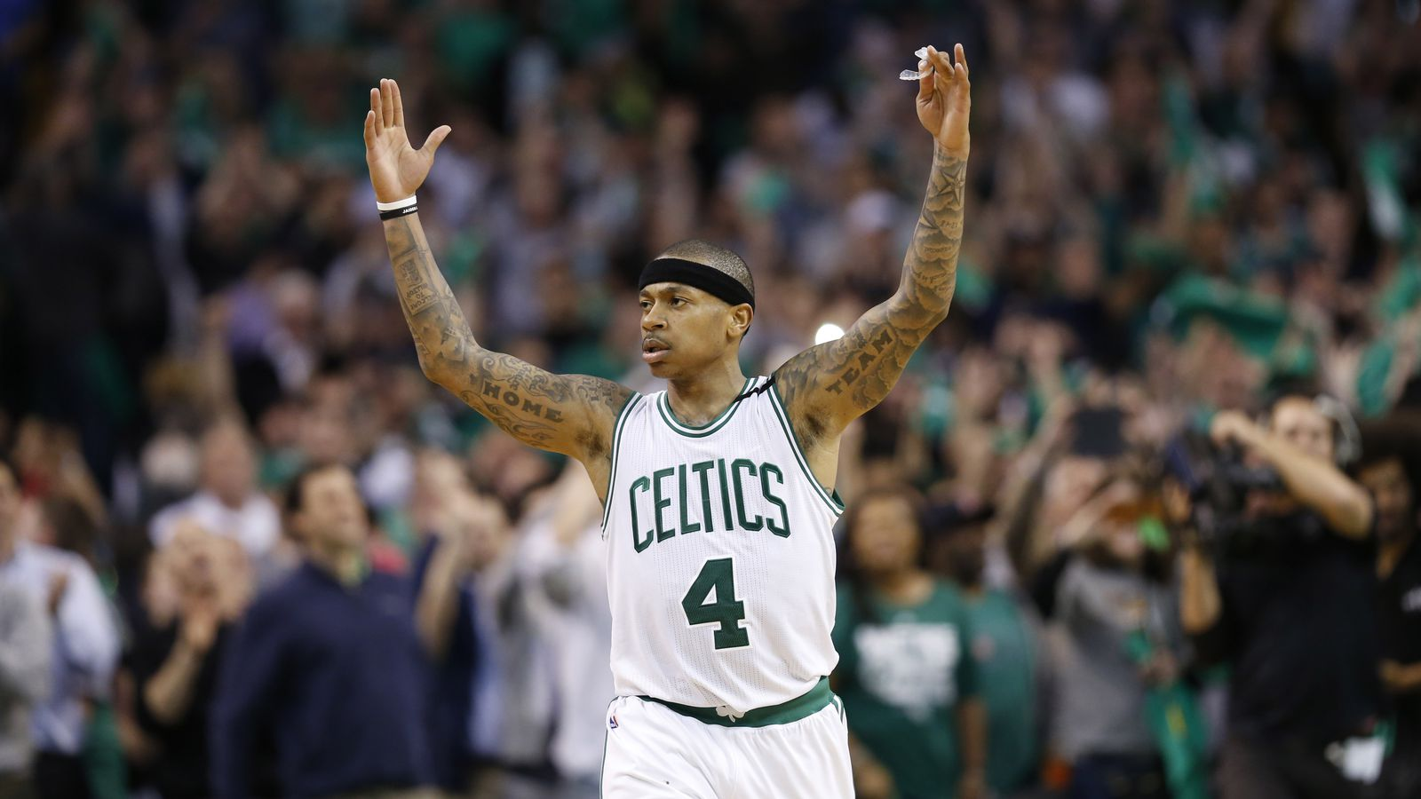 Isaiah Thomas Is Actually The Perfect Complement To The