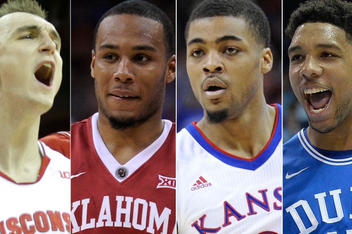Spoiler: Neither of these B12 teams are making the Final Four