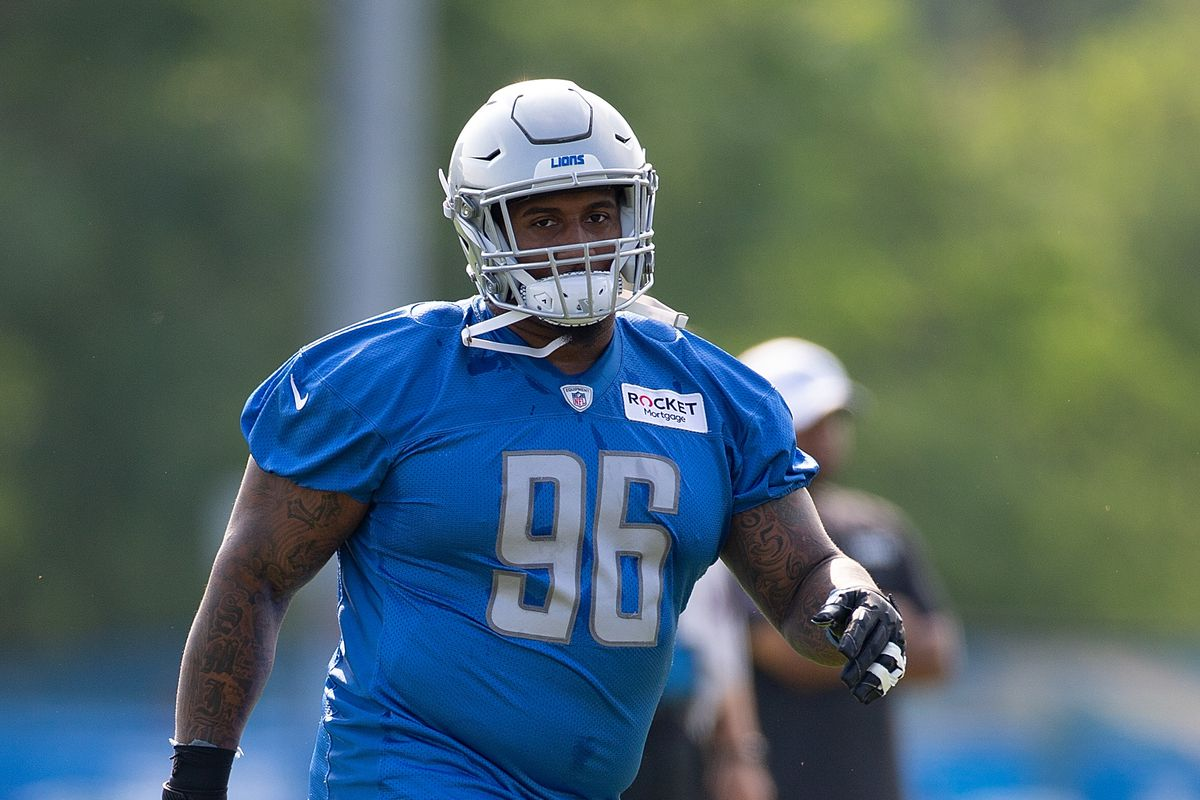 Detroit Lions DT Mike Daniels glad 'that place in Wisconsin' cut him