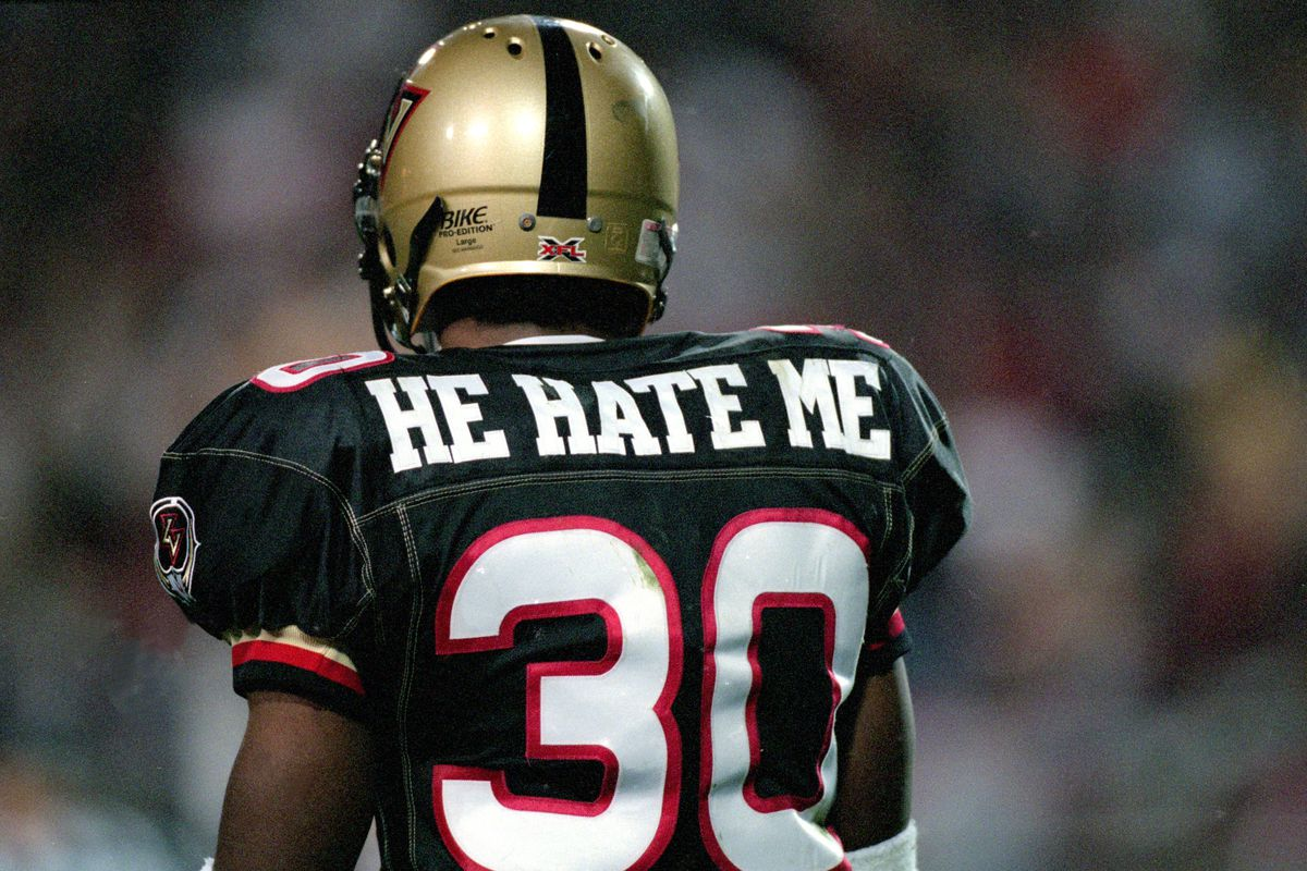 49b4b16d426 How A Reborn XFL Could Affect Notre Dame And College Football - One ...