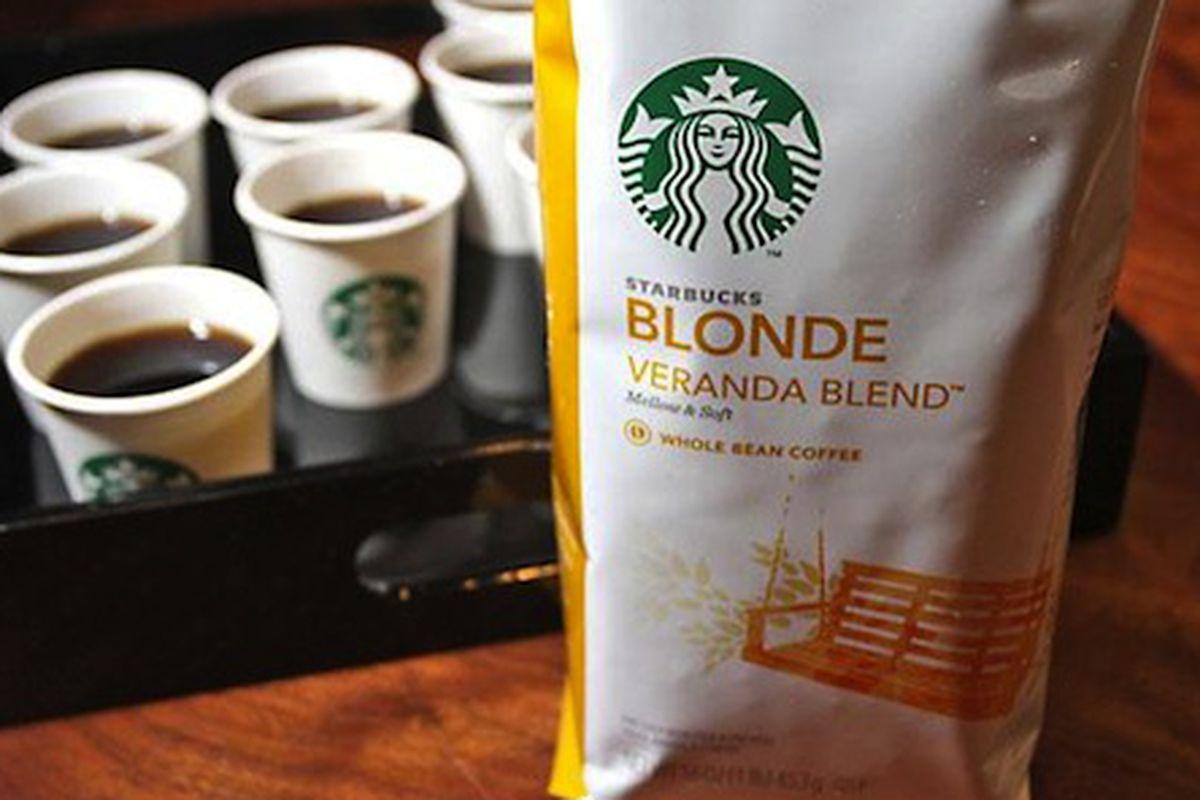 Blonde Coffee 24