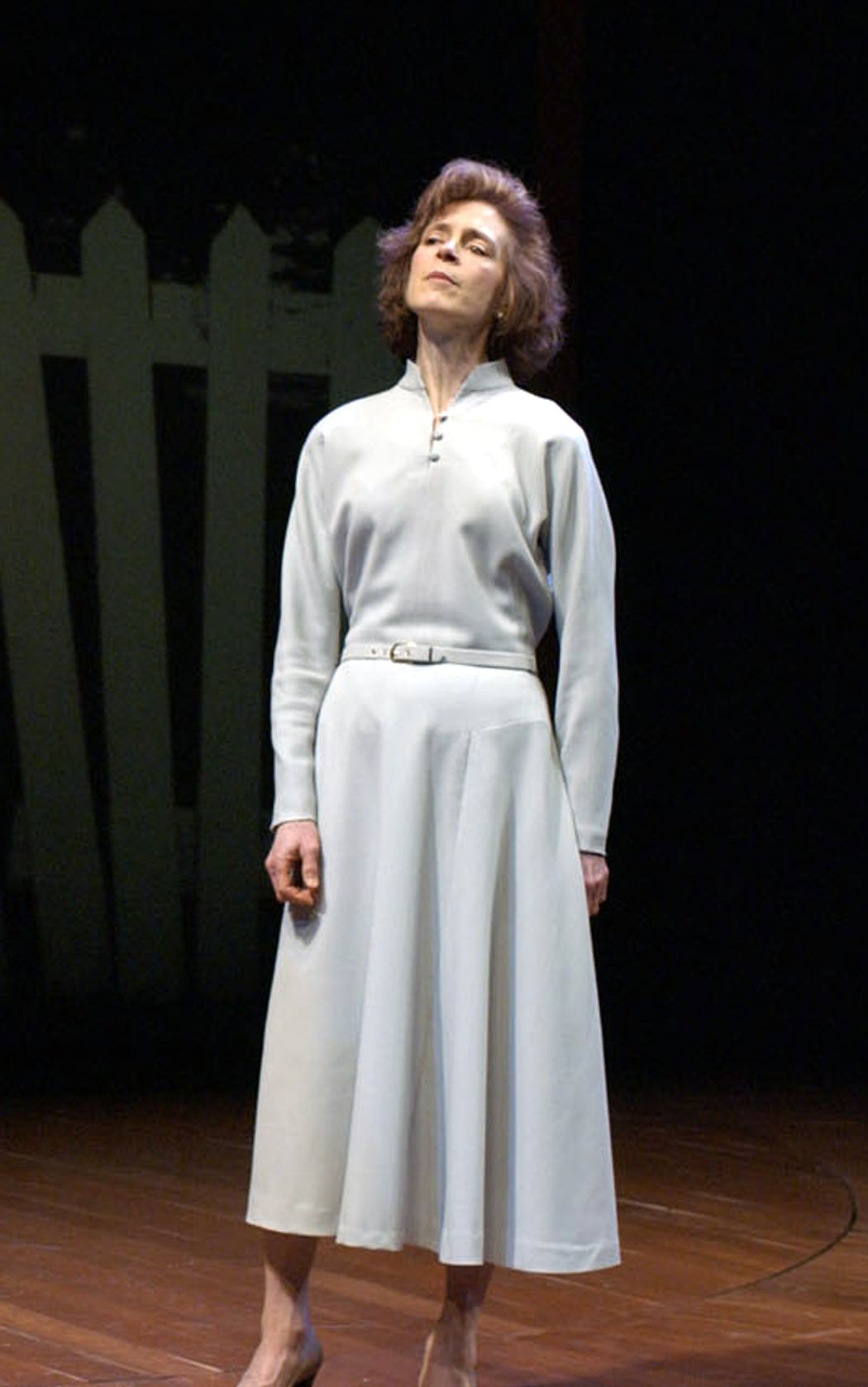 """Martha Lavey in the Steppenwolf Theatre production of """"I Never Sang for My Father."""" 