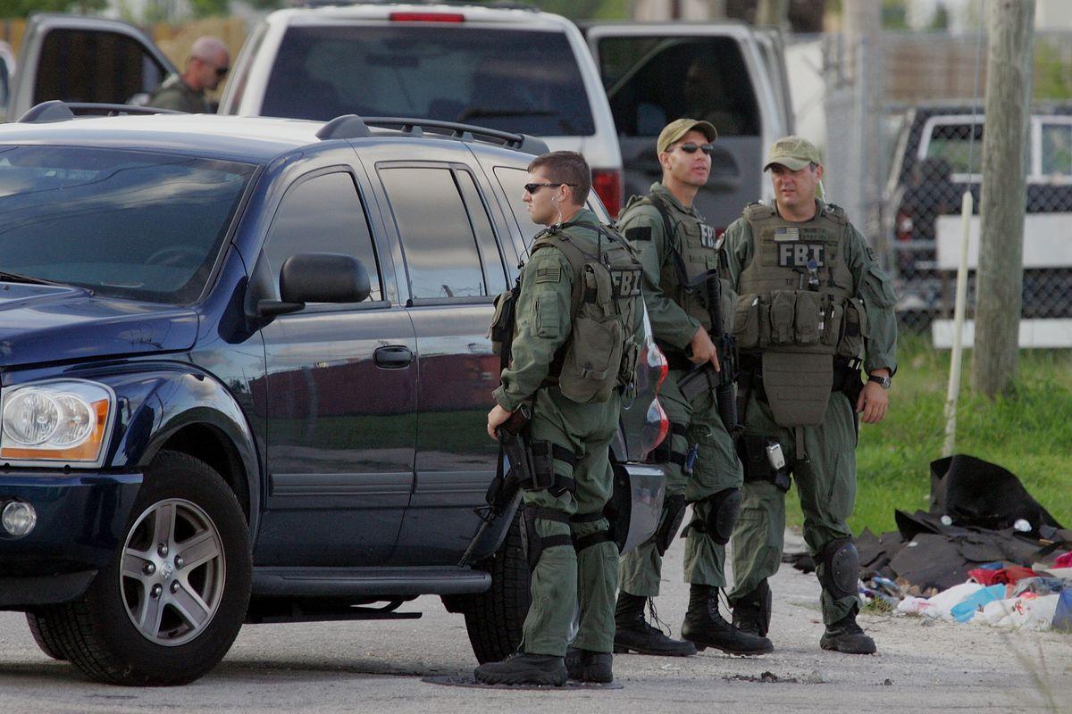 FBI Makes Arrests, Raid Warehouse In Miami Terror Operation