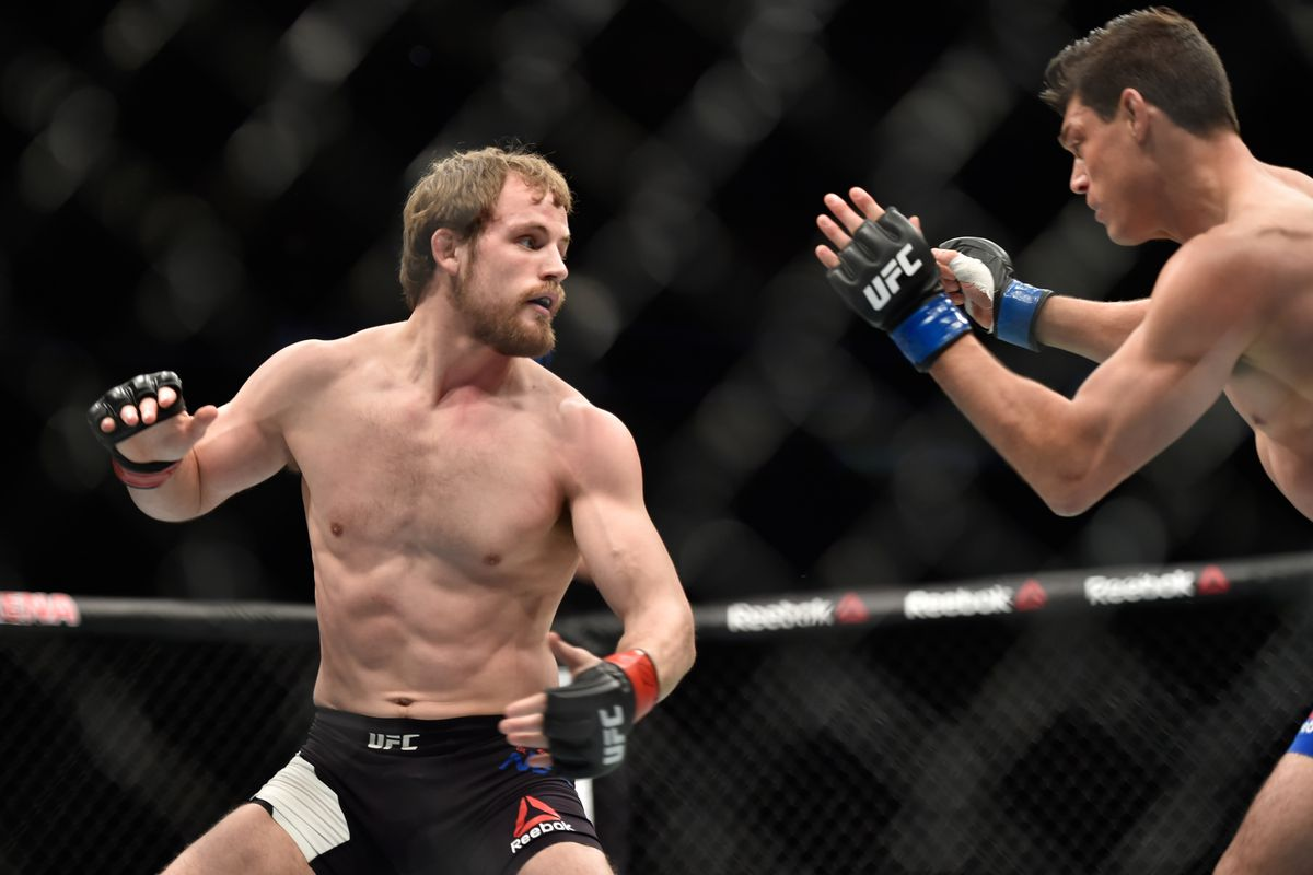 Image result for gunnar nelson ufc