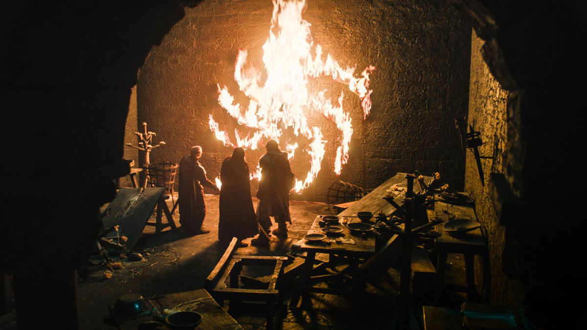 Under Chinese censorship, Game of Thrones is a mundane