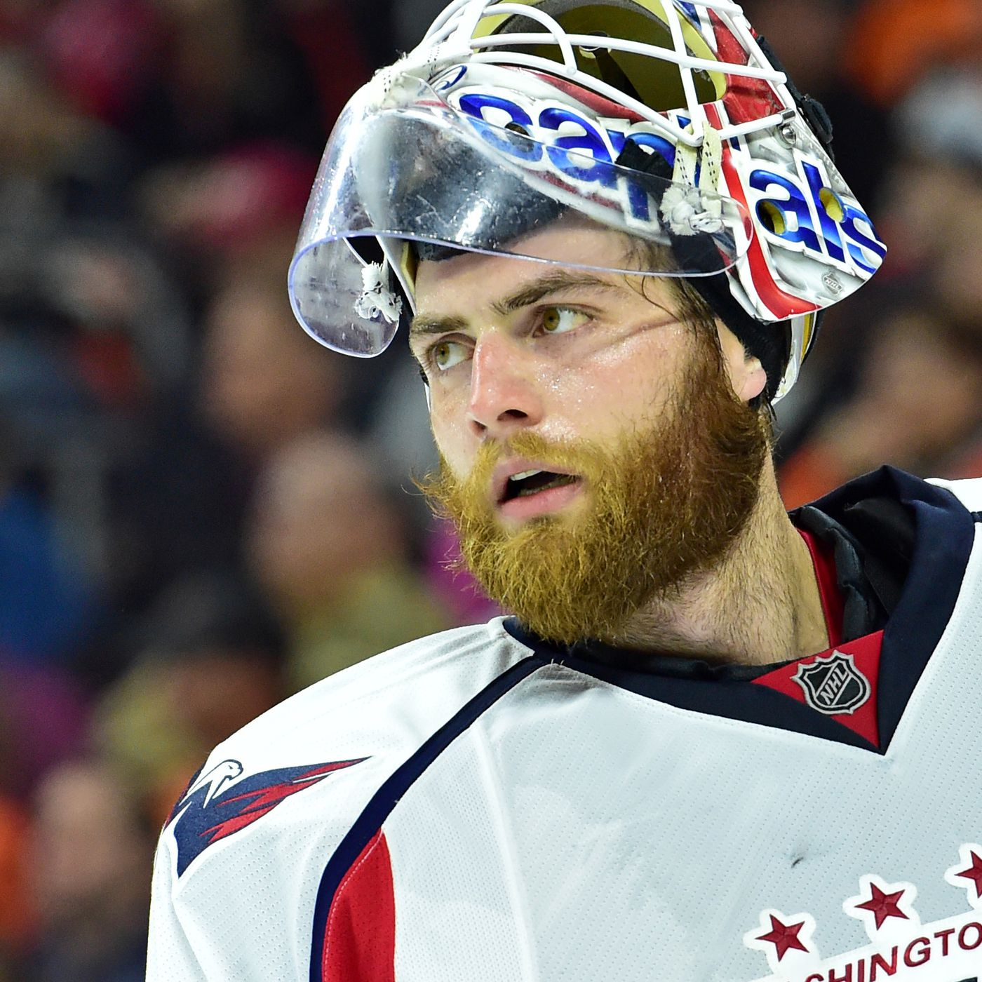 Washington Capitals Goalie Braden Holtby To March In D C Pride Parade Outsports