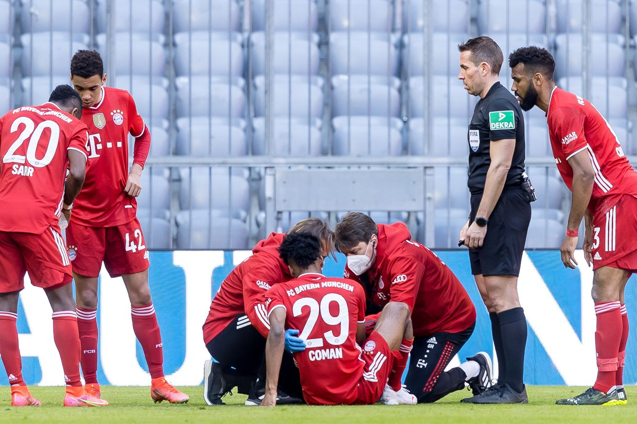 Nagelsmann confirms Bayern Munich?s Kingsley Coman had surgery for heart issues