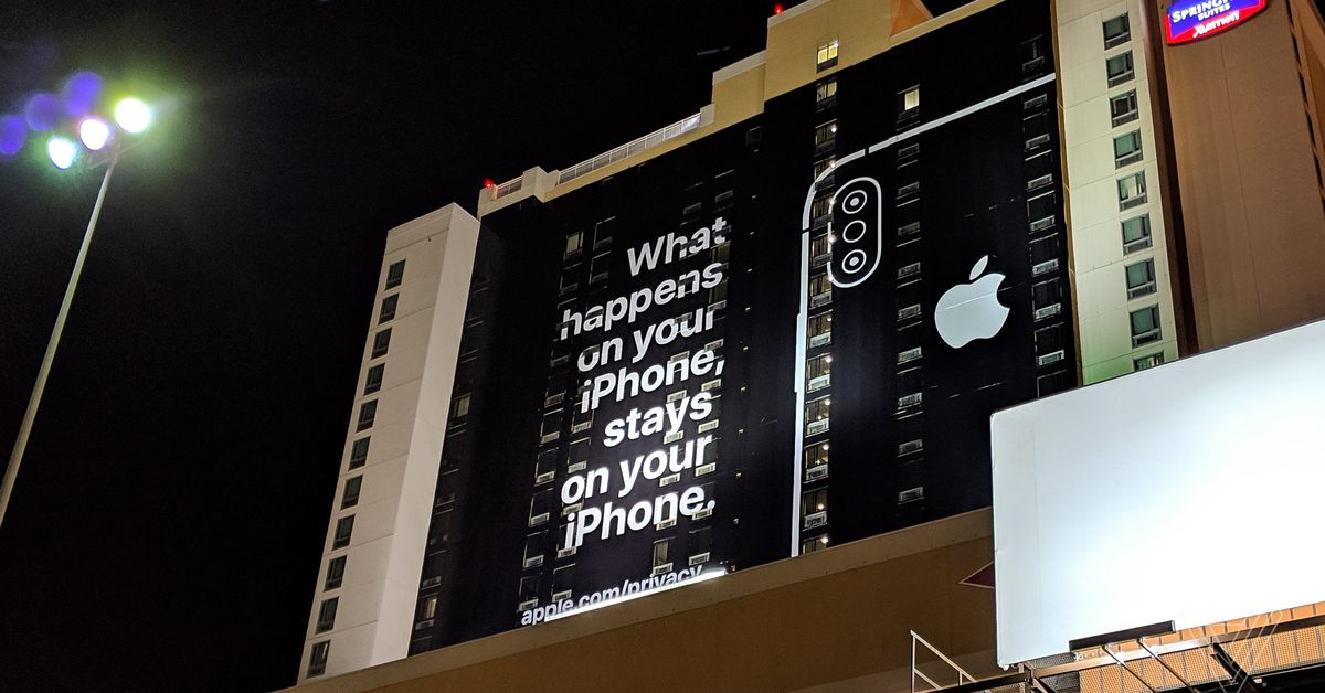 Apple Trolls CES with a Giant Dig at Android and Alexa Privacy