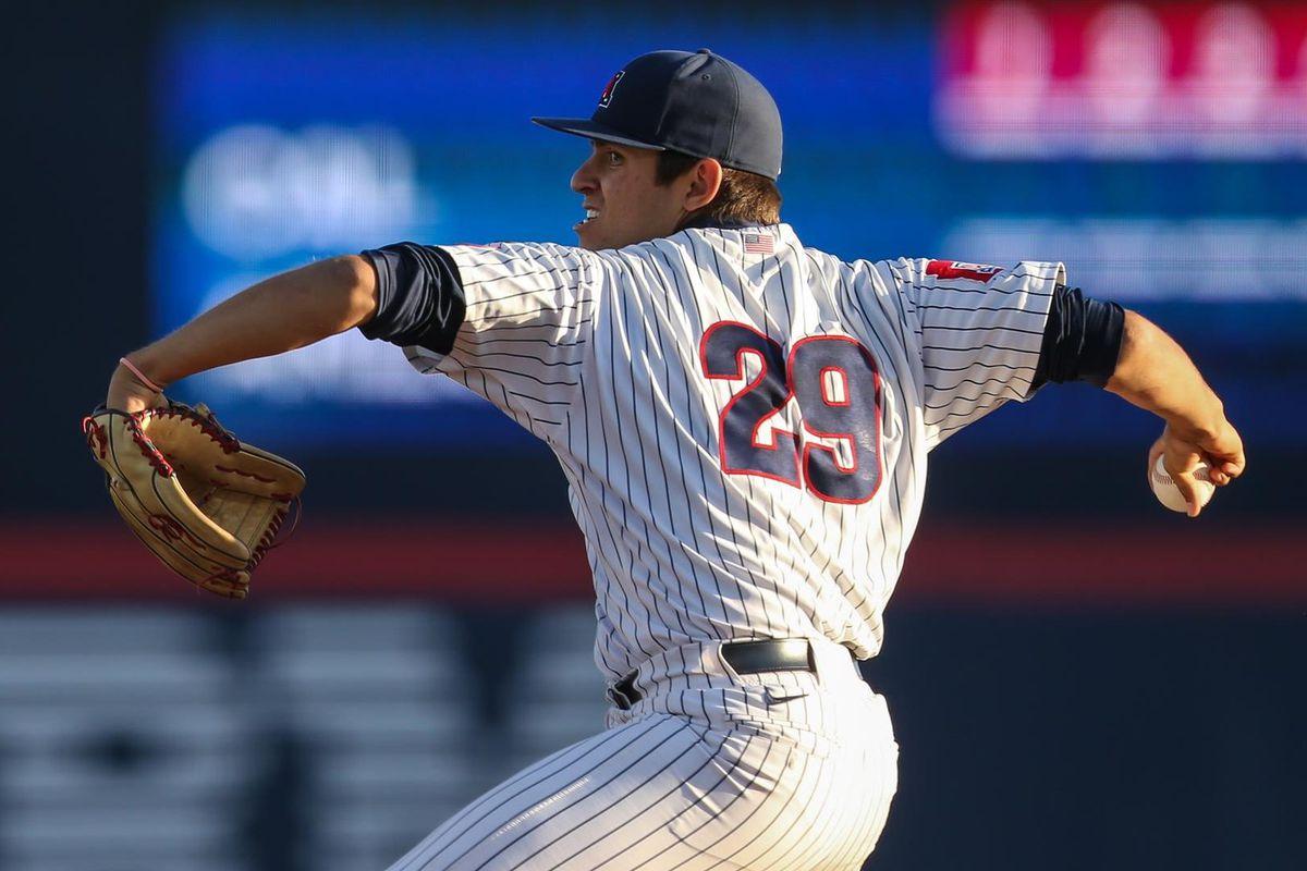 arizona-wildcats-baseball-chase-silseth-pac12-pitcher-award-college-2021