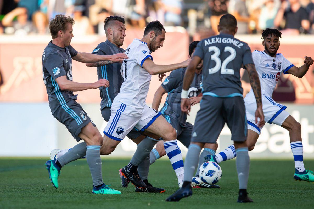MLS: Montreal Impact at Minnesota United FC