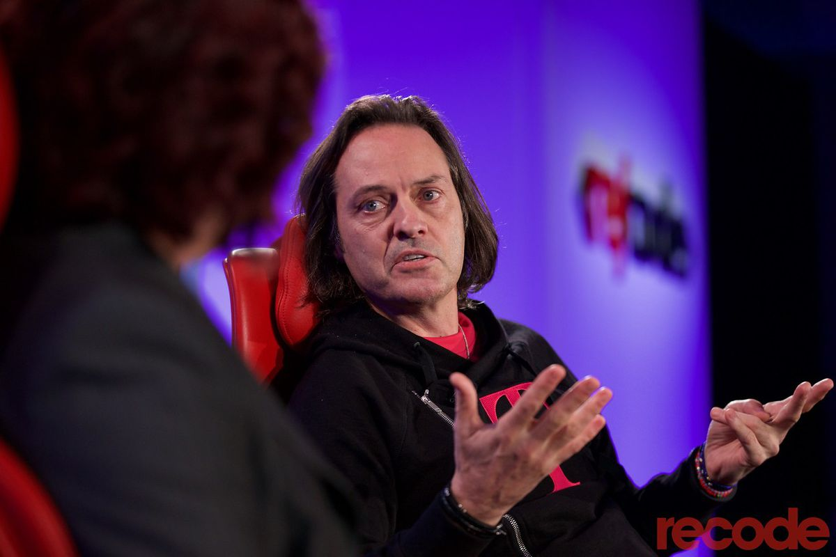 A merged T-Mobile and Sprint will still be smaller than AT&T