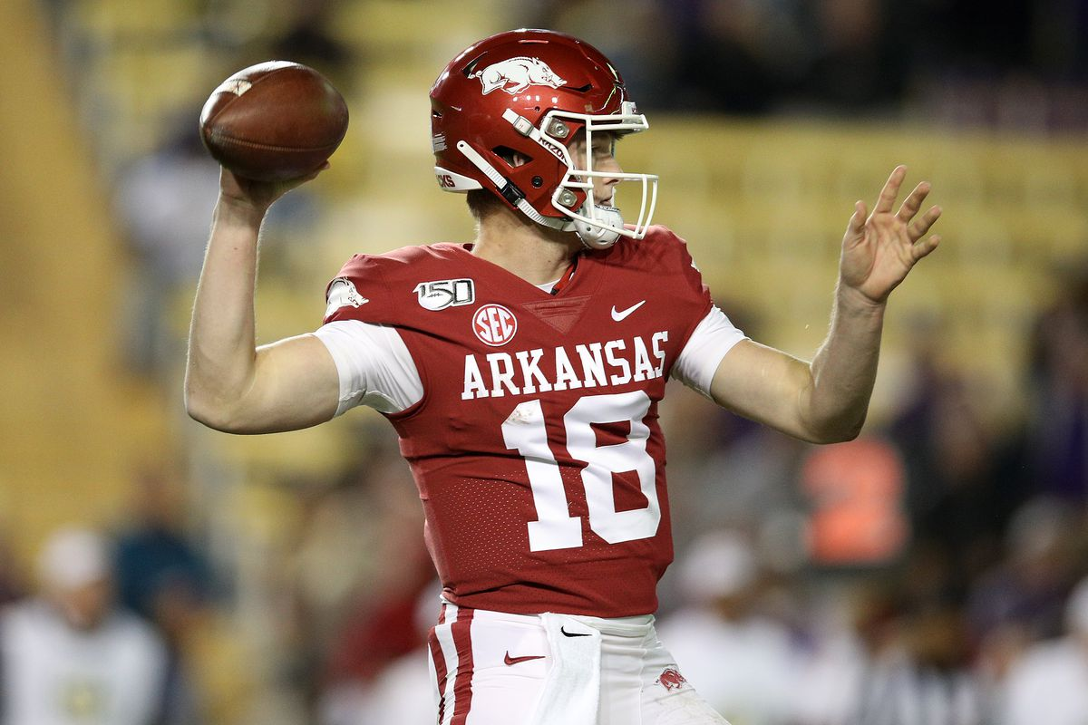 SB Nation FanPulse Confidence Thoughts Ahead Of The Last Arkansas Football Game Of Arkansas Fight