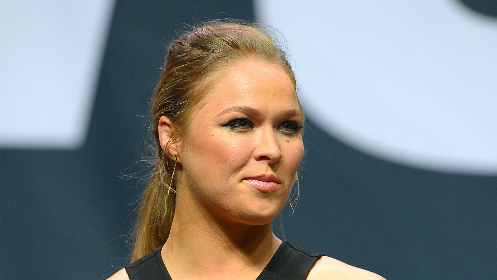 Will Rousey Bail On Marine Corps Ball?