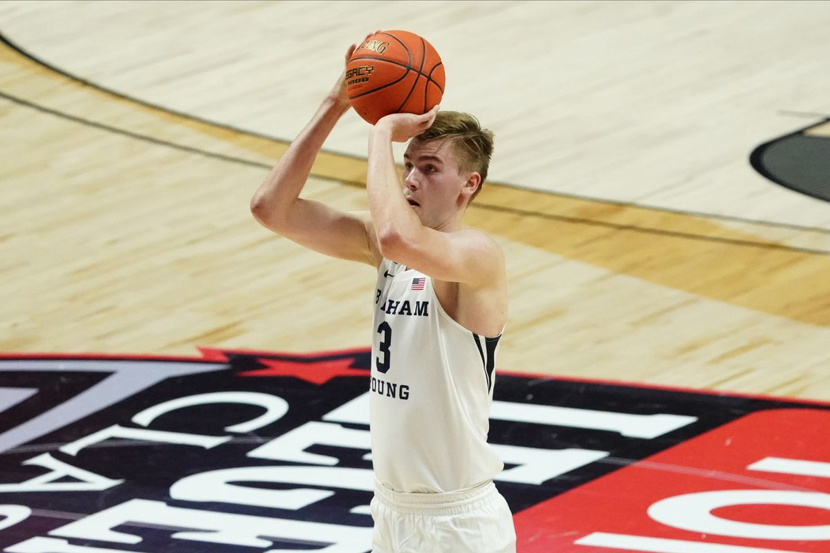 NCAA Basketball: Roman Legends Classic-Southern California at Brigham Young