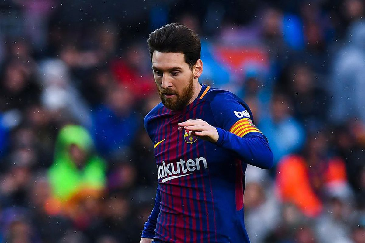 Lionel Messi Finds Another List To Top Against Sevilla