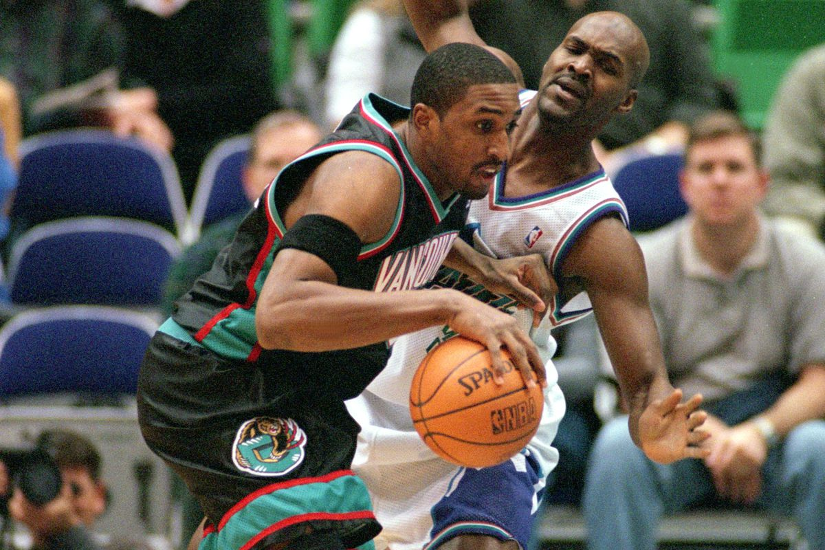 Wait, are the Vancouver Grizzlies shorts cool? Do I need to go on e-bay?