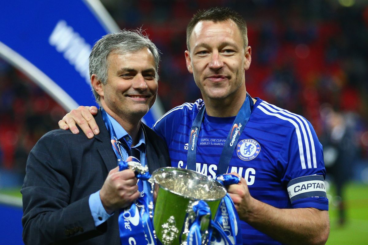cf0c7a5a5602 Chelsea dressing room confidential  Mourinho vs. Terry stories begin ...