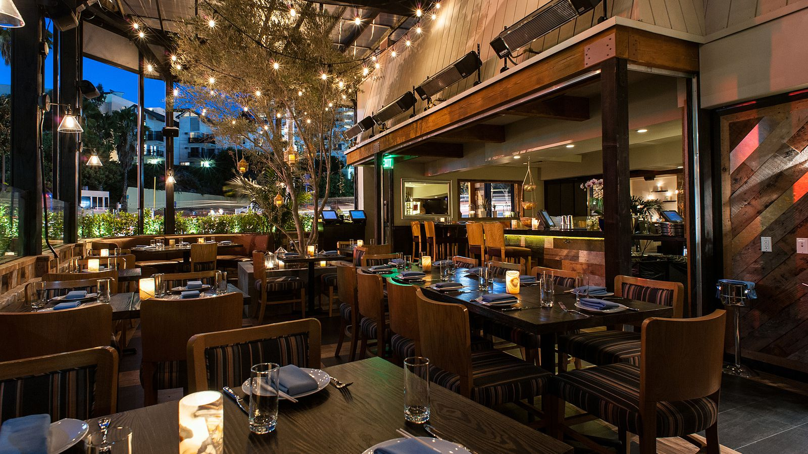 Maia Is The Sunset Strip S Glossy New Evening Only Patio