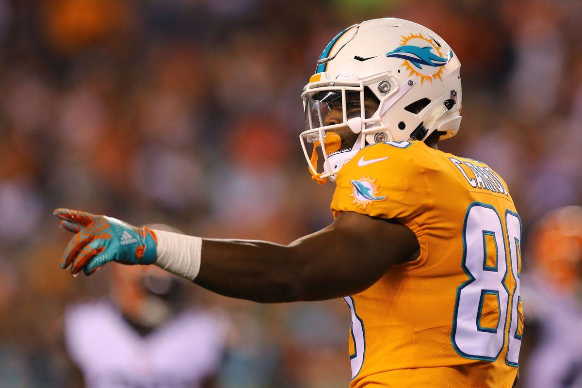 NFL: Miami Dolphins at Cincinnati Bengals