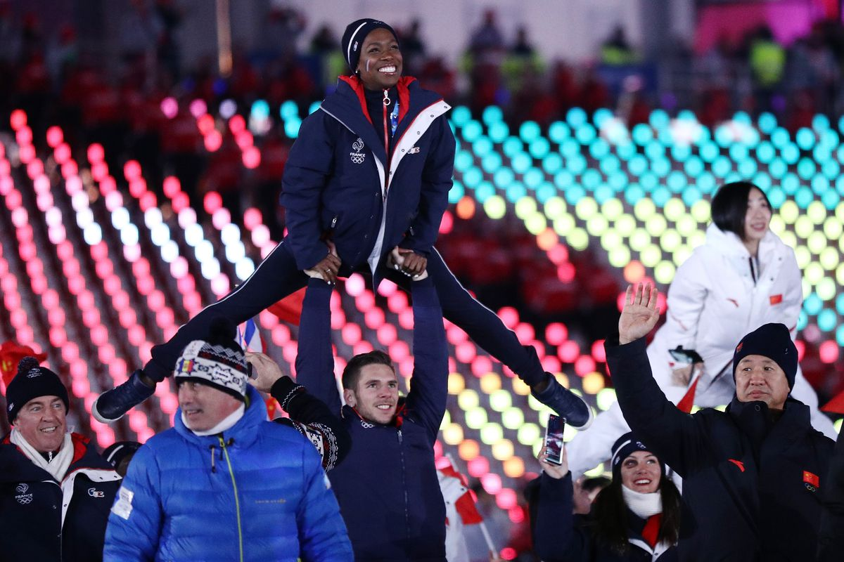 Only two days of the entire PyeongChang 2018 Winter Olympics were more popular than Sochi