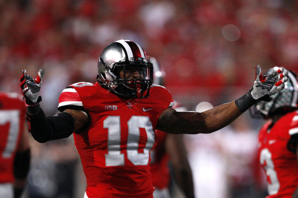 best loved c6508 b9444 Cowboys Draft 2014: Scouting Ryan Shazier - Blogging The Boys