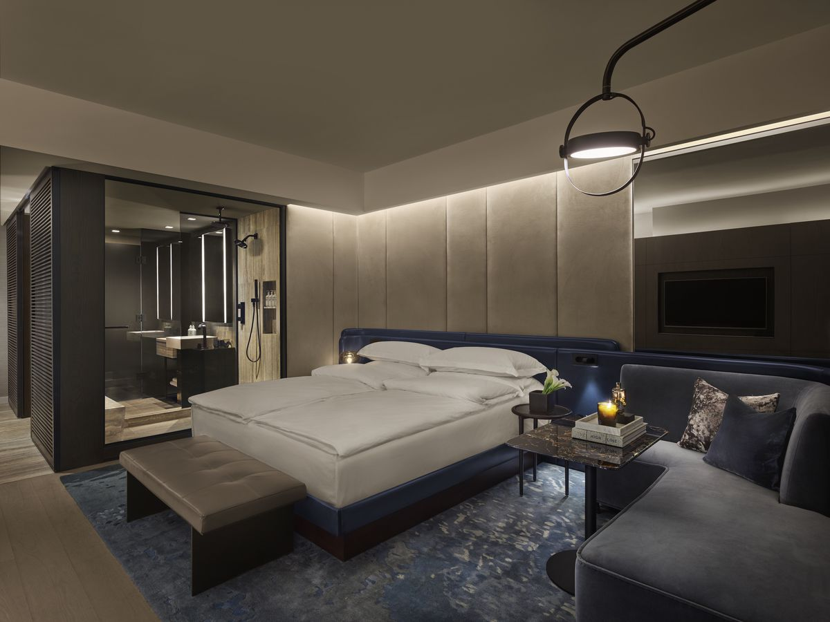 Best New Hotels Opening In New York City This Year Curbed Ny