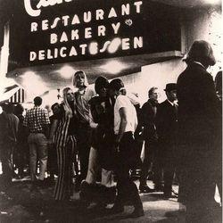 Current location. 1960.