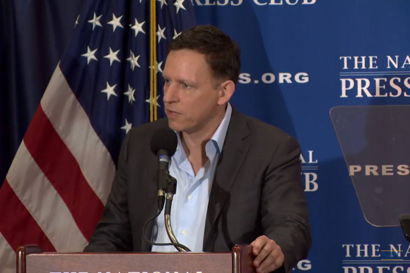 y combinator has quietly cut ties with peter thiel