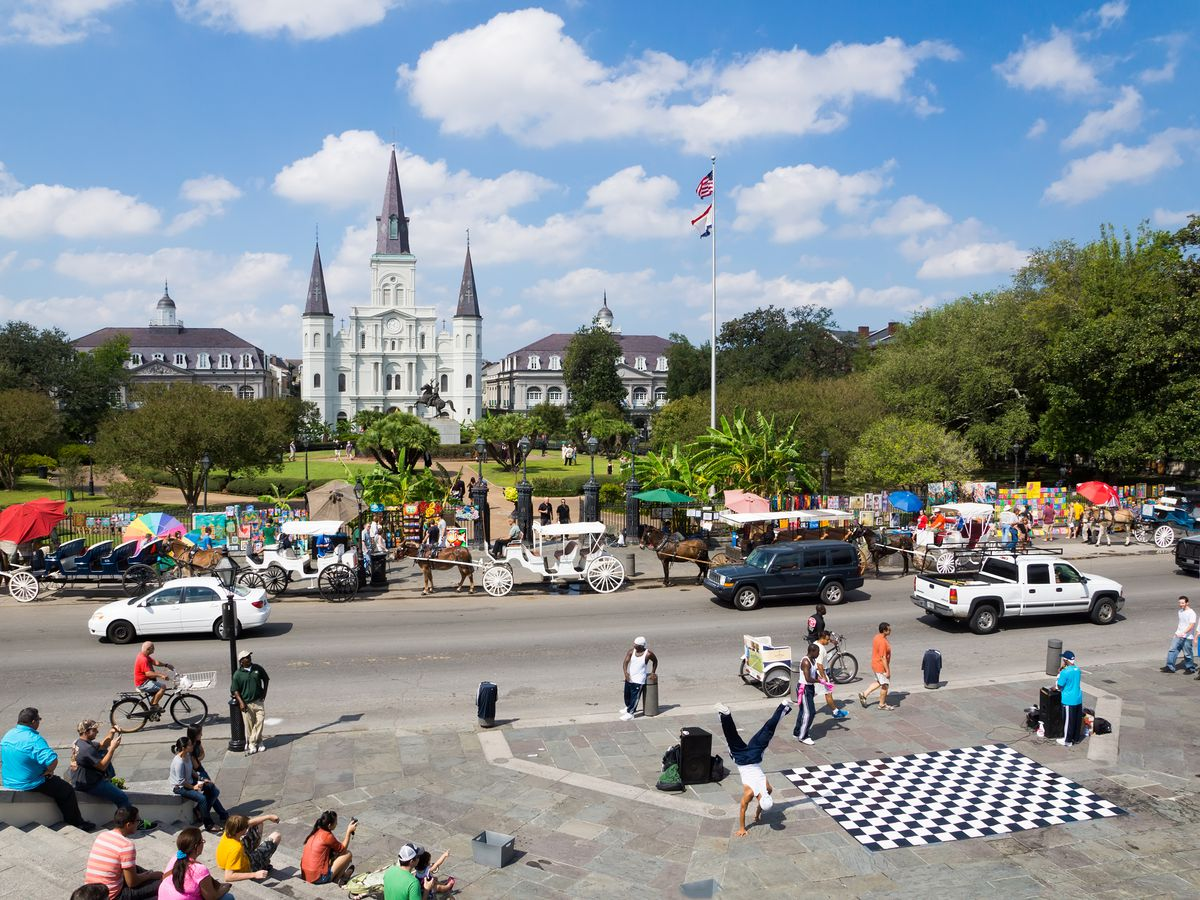 Things To Do In New Orleans 31 Kid Friendly Attractions Curbed