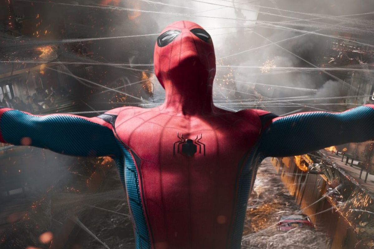 review: spider-man: homecoming is the best superhero movie of 2017 - vox