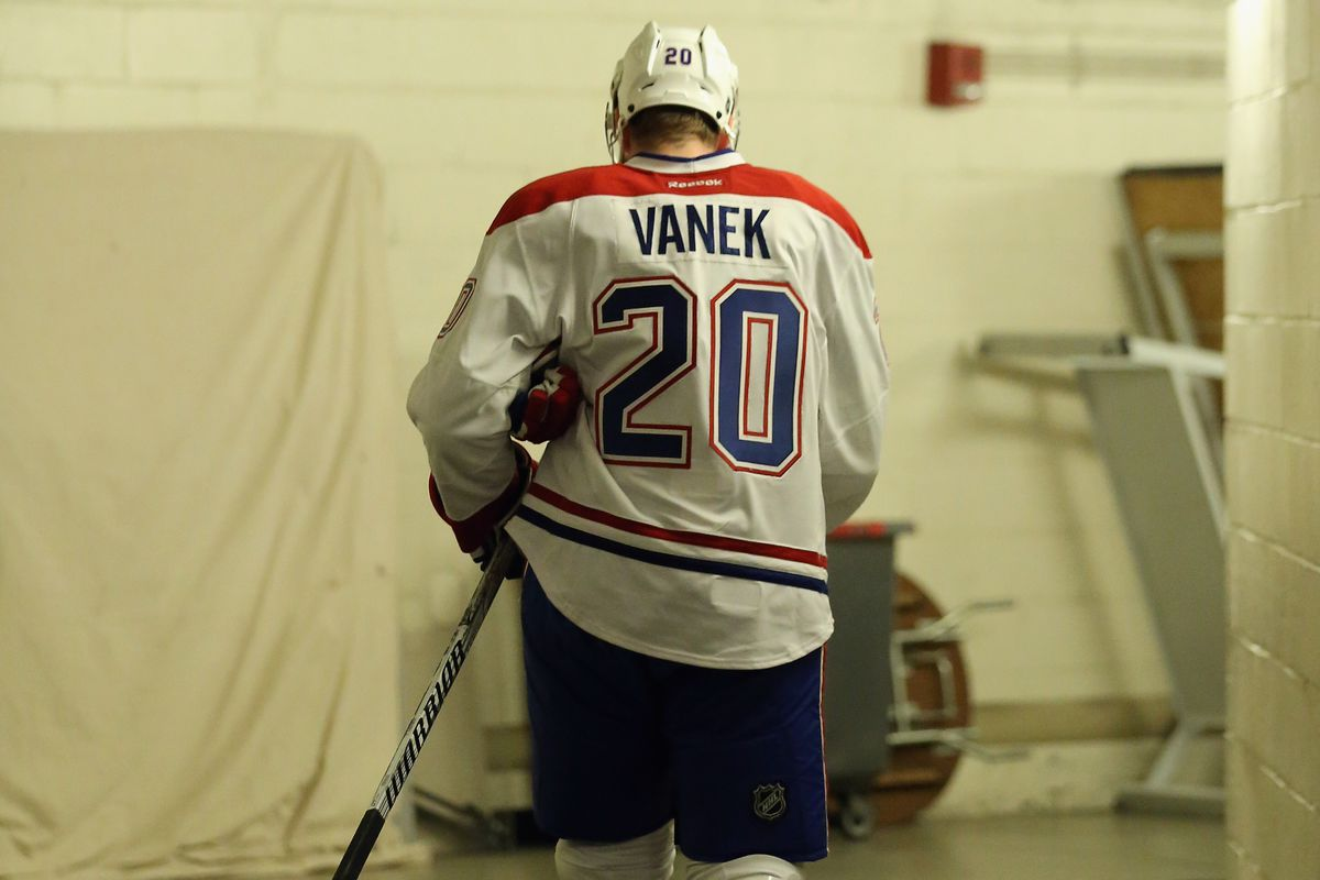 How many dump trucks of cash is it going to take to woo Thomas Vanek away from Minnesota.