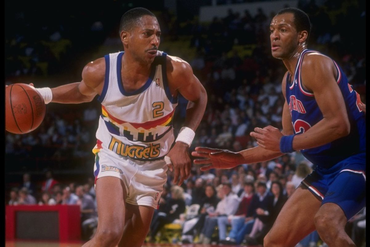 f39c91bf2 Vote for the best Nuggets uniform of all time ... and win! - Denver ...