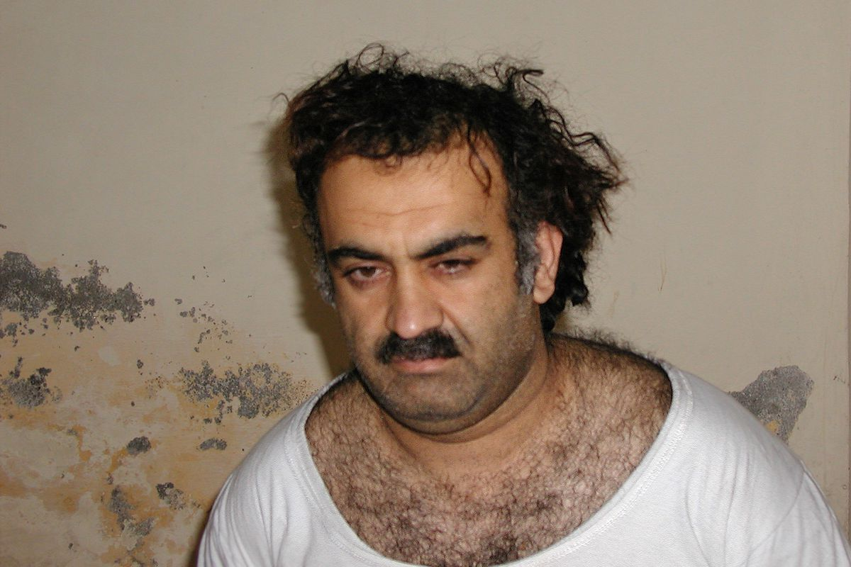 Khalid Sheikh Mohammed (KSM), the mastermind of the 9/11 attacks, claims he has information on Gina Haspel, President Donald Trump's pick for CIA director. Haspel is facing a tough confirmation hearing before the Senate Intelligence Committee Wednesday ov