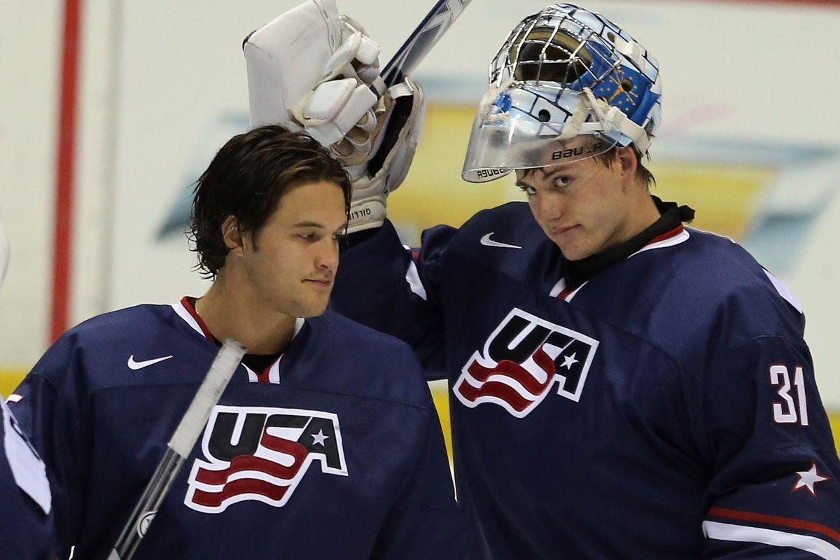 Usa Hockey Names Kevin Reiter New Goaltending Coach For Usntdp Sb