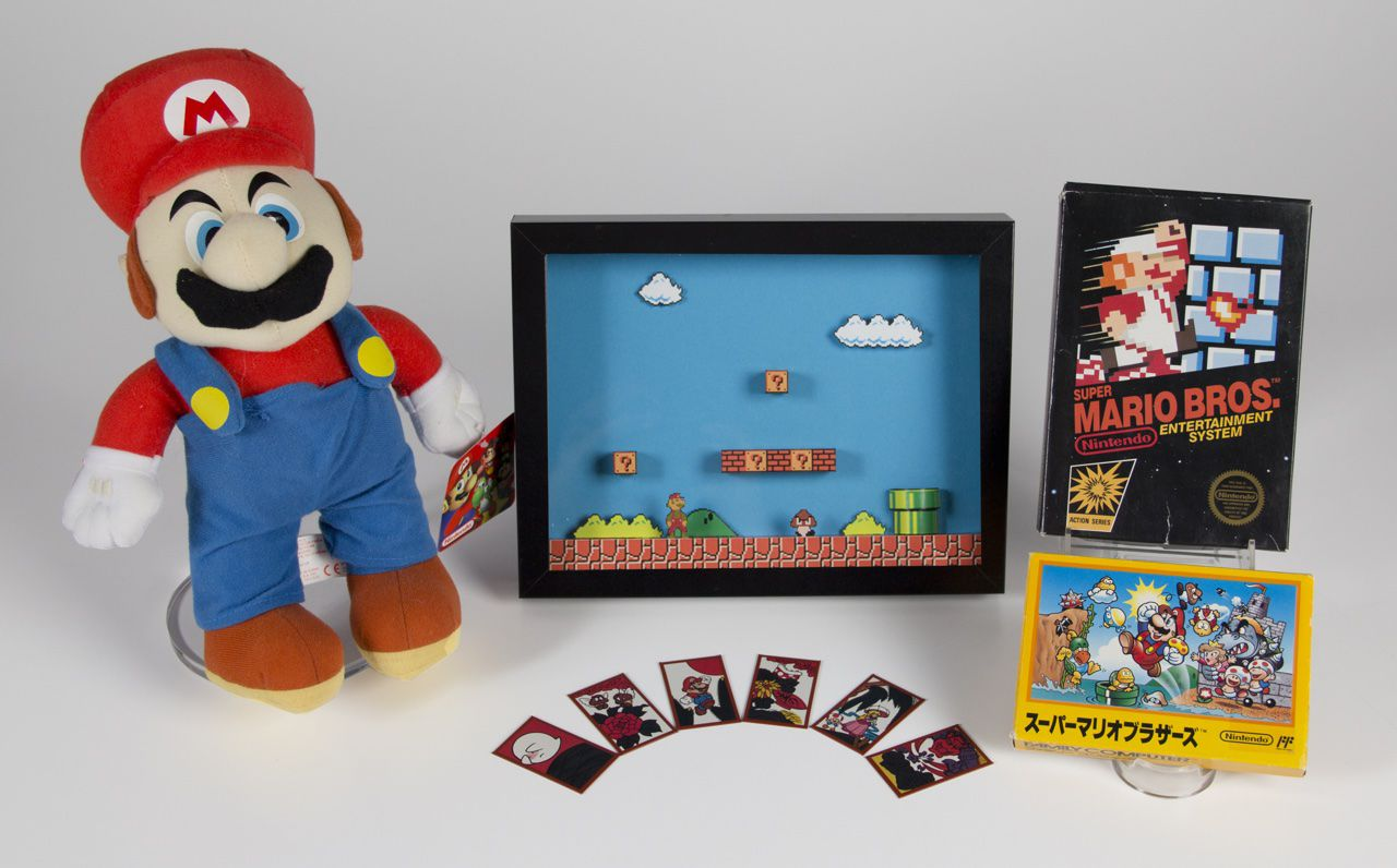World Video Game Hall of Fame inductees