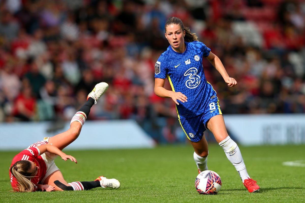 Manchester United Women v Chelsea Women - Barclays FA Women's Super League