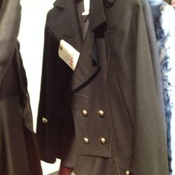 Fall/winter 2013 jacket, size 6, $350 (from about $881)