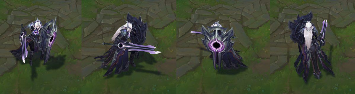 Leona Is Getting 2 New Eclipse Themed Skins The Rift Herald