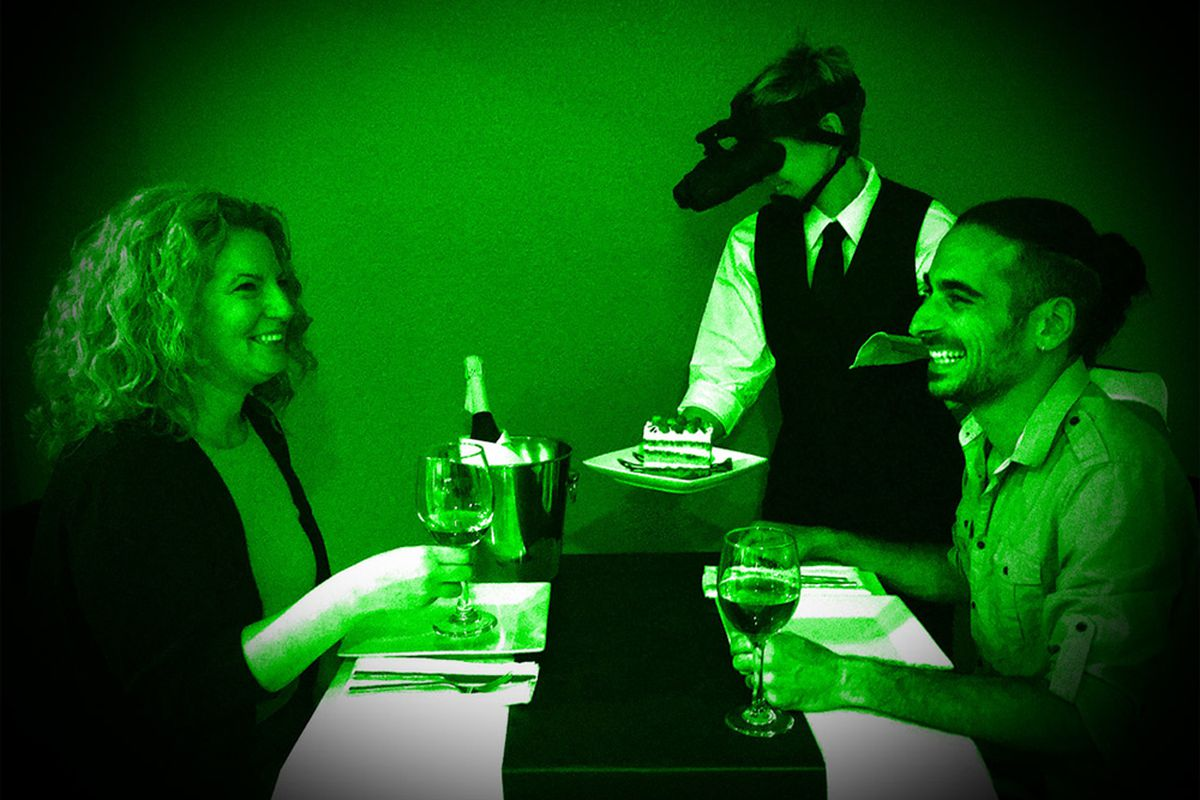 What To Expect At Blackout Dining In The Dark