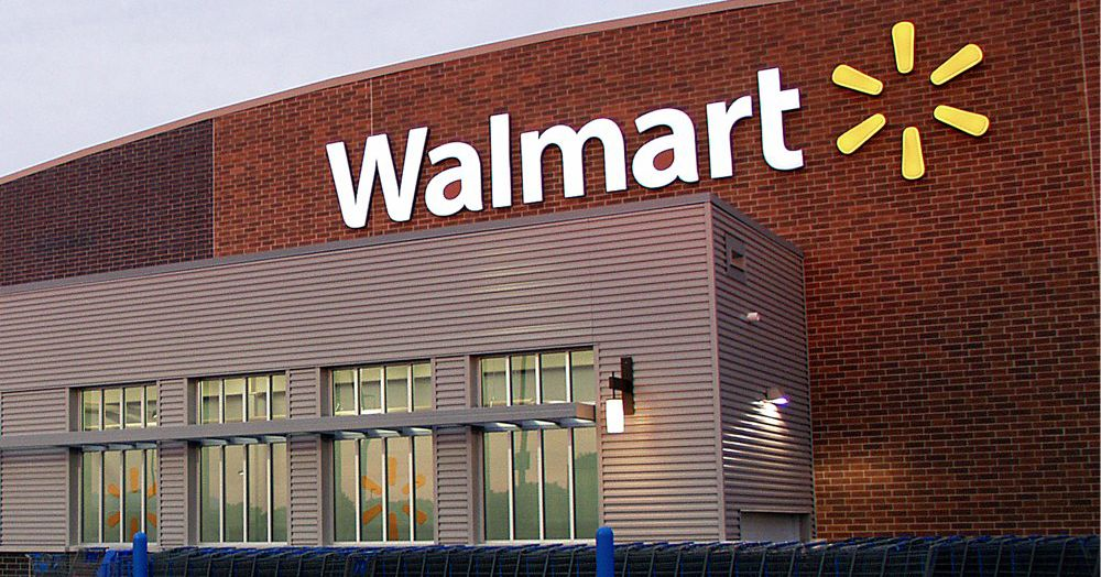 Walmart files patents for drone shopping assistants and smart shopping carts