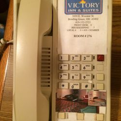 Hilarious Hotel Phone