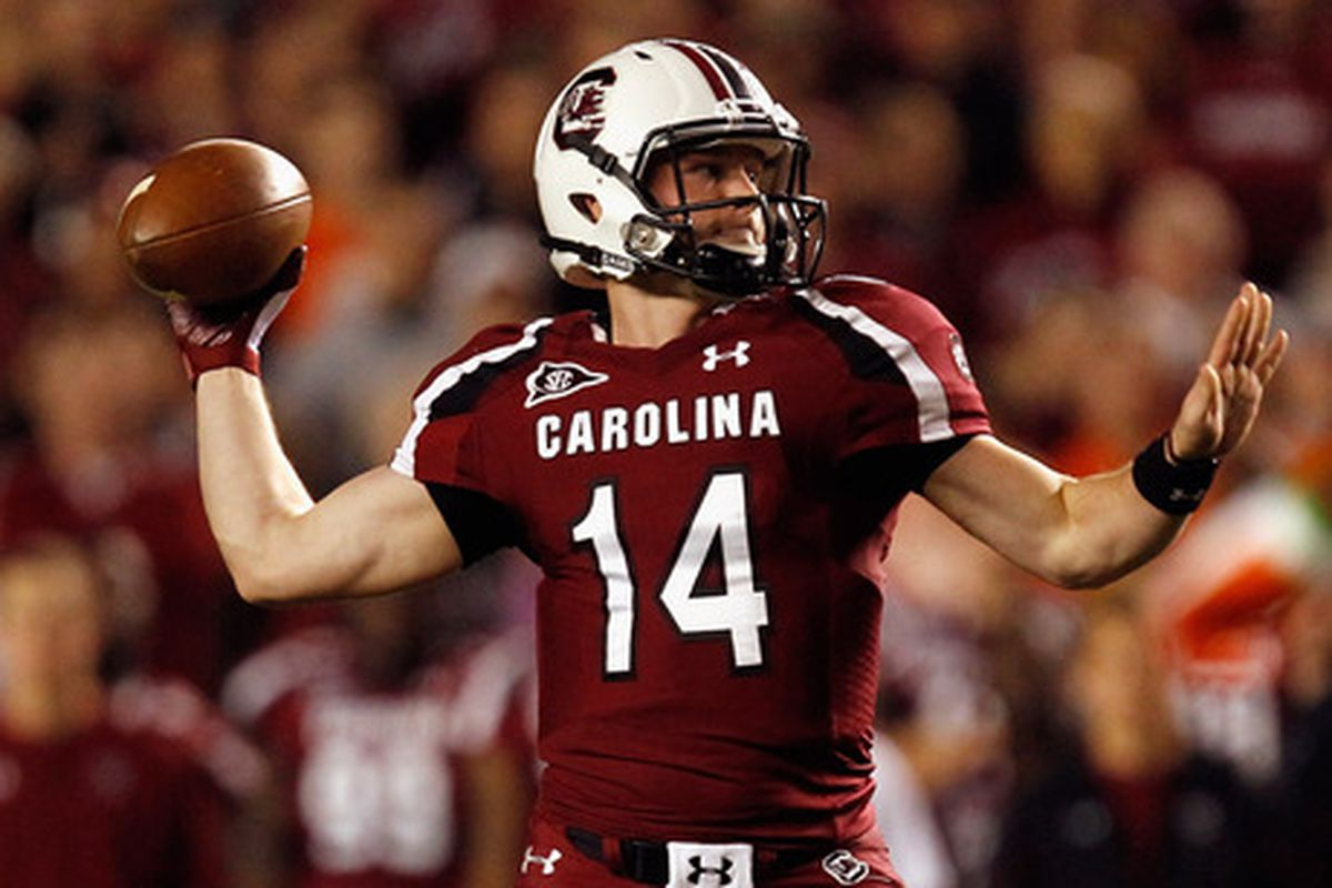 As goes Connor Shaw's patience in the pocket, so go the Gamecocks
